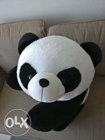 Huge cute panda stuff toy brand new