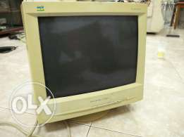 Viewsonic 17GS colour monitor without power cable