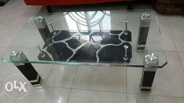 Set of Glass Tables صلالة -  3