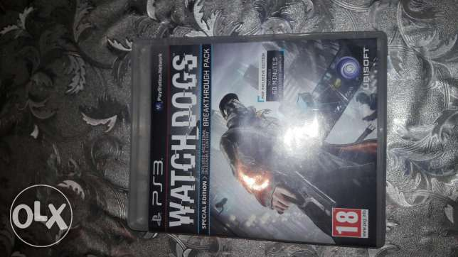 PS 3 Game CD