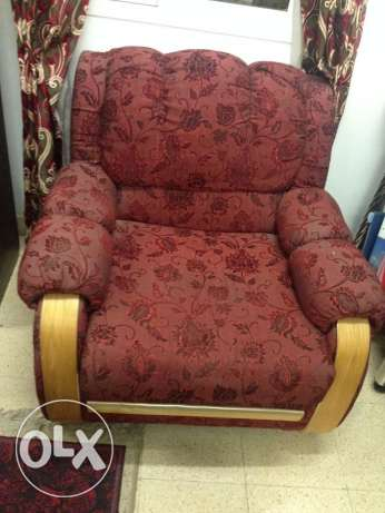 sofa set and storage unit صلالة -  2