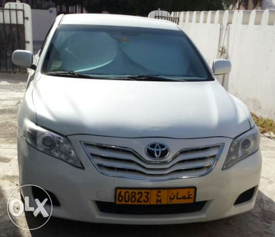 Camry 2011 full automatic gulf agency السيب -  1