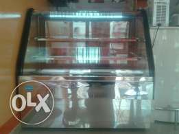Cake or fruits chiller for sale 550 rials