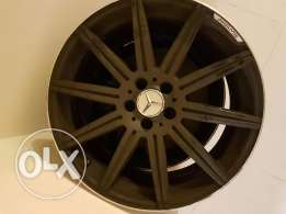 Mercedes AMG rings 19 inch