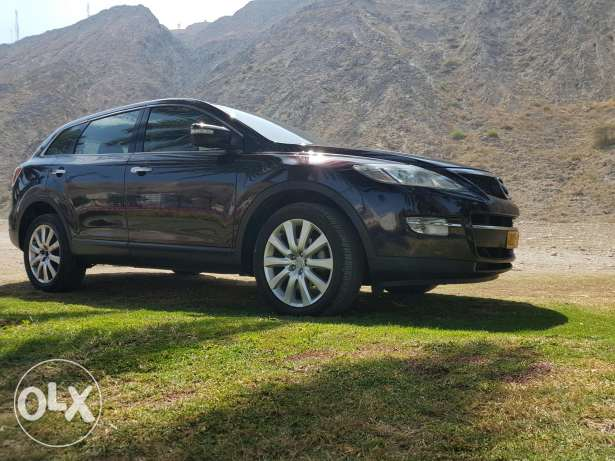 2009 mazda cx9 full auto #one option مسقط -  8
