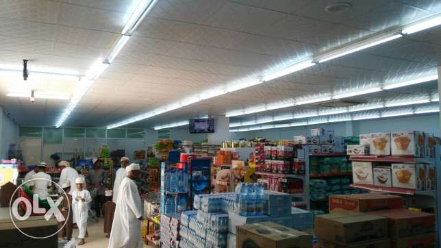 Big Supermarket shopping centre for sale in Ibra