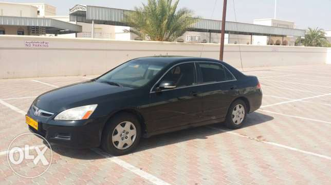 Accord 2007 Excellent Condition مسقط -  2