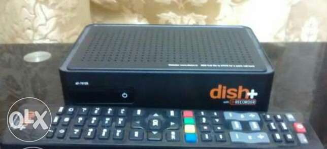 Dish Tv HD+ Reciever & LNB