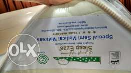 King Size Semi Medical Mattress (New with 2 yrs Warranty)