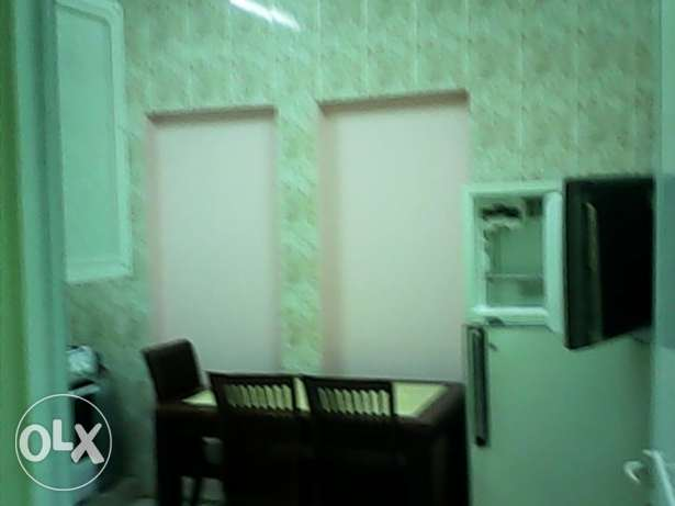 fully furinshed 1 BHK for rent in azeba - 1 bedroom - Hall - - kitche مسقط -  4