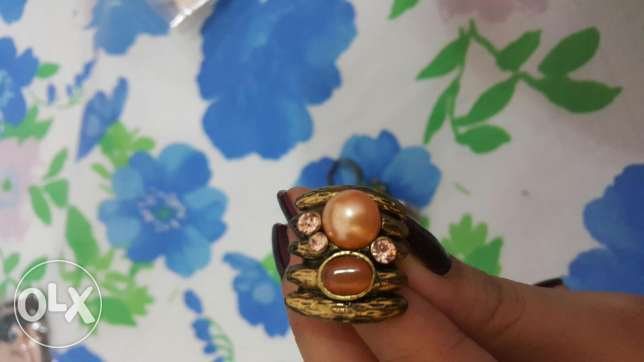Rings on sale مسقط -  8
