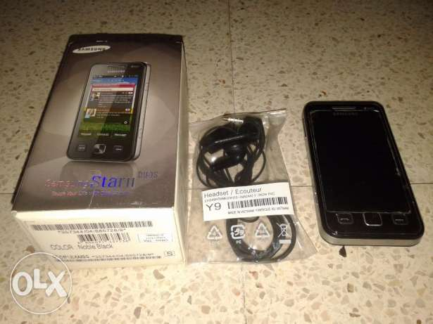 Samsung Star 11 Duos Mobile Phone for Sale مسقط -  1