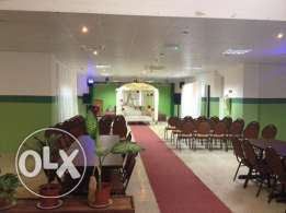 Commercial for Sale Well established Restaurant with party and Banquet hall urgently sale
