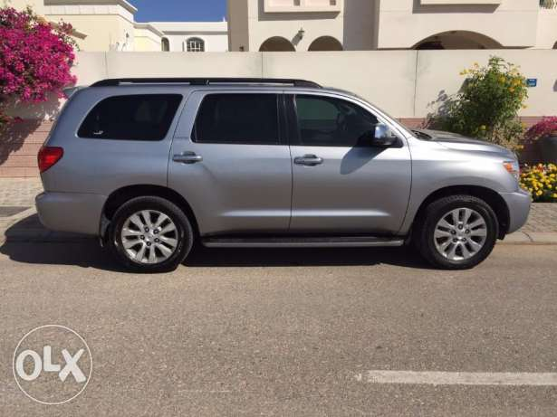 Toyota Sequoia 2013 4x4 Limited Edition