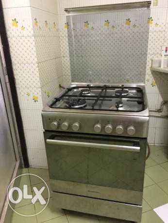 ARISTON Cooking Range (Poland make and used only for 1.5 years)