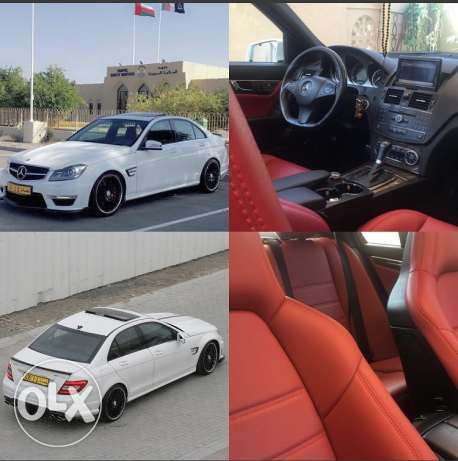 C63 AMG 2009 for sell