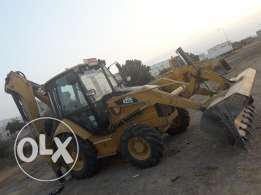 CAT Jcb Bachoe Loader 2012