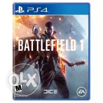 battlefield 1 for PS4 brand new