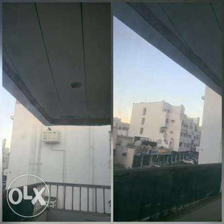 1 Bedroom Flat for Rent (Honda Road) مسقط -  2