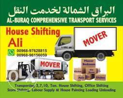 Shifting services any time any where best