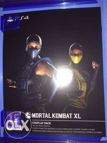 mortal kombat XL with DLC مسقط -  3