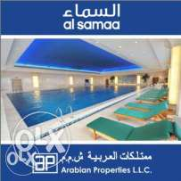 Apartment in the sky . penthouse in Madinat Qaboos . ready 2018