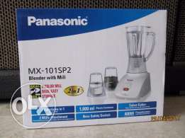 Panasonic blender with mill for sale