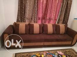 4 Seater Sofa with square center table 90 RO