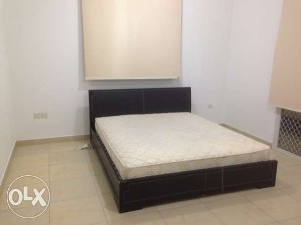 King Size bed with mattress Solid wood