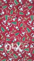 Christmas Printed cloth