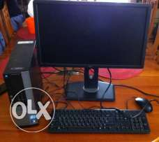 Dell desk top i7