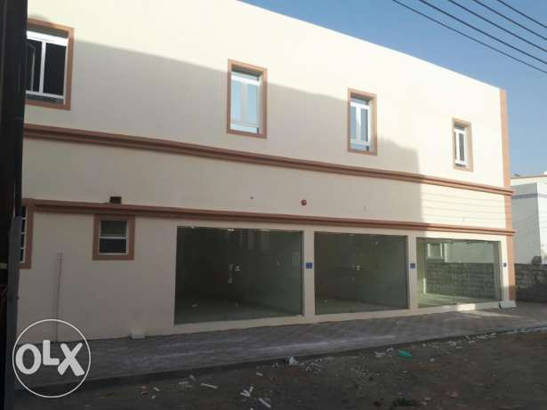 Shop Spaces FOR RENT Al Mawalah South Near Irani House Resto pp110