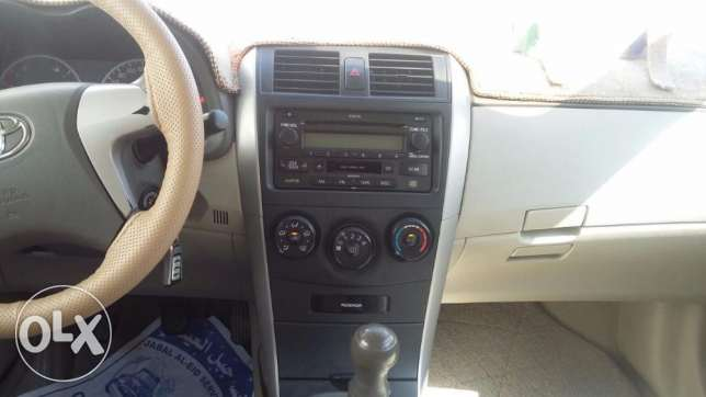 Toyota Corolla for Sale. Expat driven. First Owner. 2008 Model. مسقط -  5