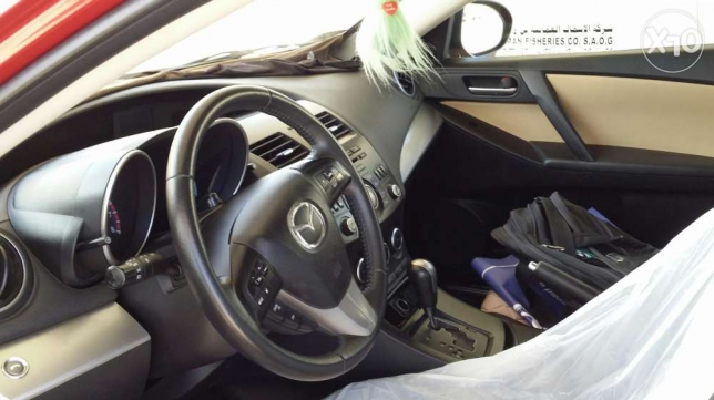Mazda 3- 2012 single driven car for sale
