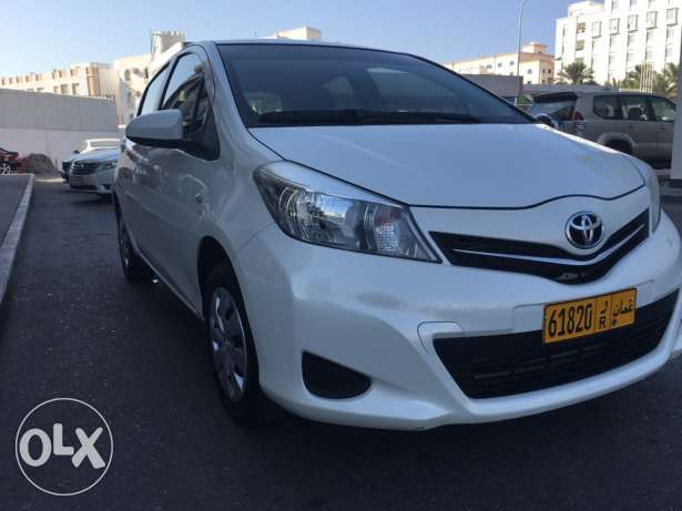 Toyota Yaris hatch back 2013 مسقط -  1