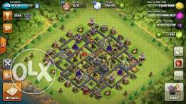 clash of clan TH ( MAX )