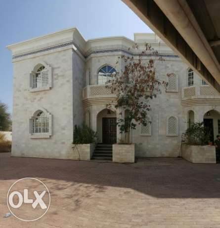 KA 081 Villa 4 + 1 BHK in MQ for Rent مسقط -  1