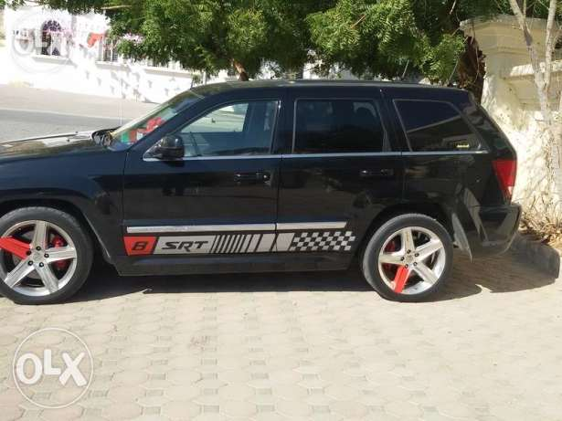Jeep Cherokee 2008 SRT8 for SALE مسقط -  3