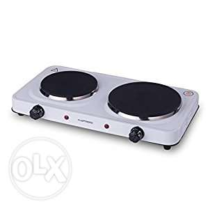 Double Hot Plate Cooker new