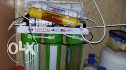Aquacare RO Water Purifier system for sale