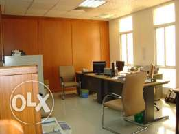 Fully furnished office for rent in Ghala near Royal Hospital