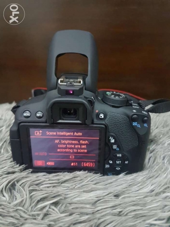 Canon 700D with 18-55 IS STM lens مسقط -  4