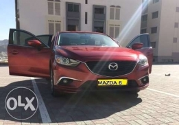 Mazda 6, Model -2015, well mantained
