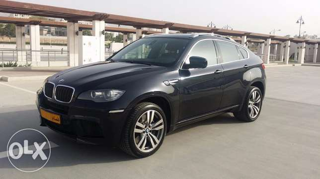 للــــ BMW X6 Mpawer ـــــبيع مسقط -  2