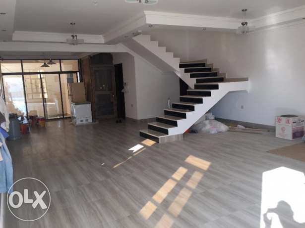 w1 brand new 4 villas for rent in al ansab phase 4 بوشر -  2