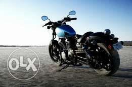 Yamaha bolt 950 cc brand new with 1 year warranty and insurance.