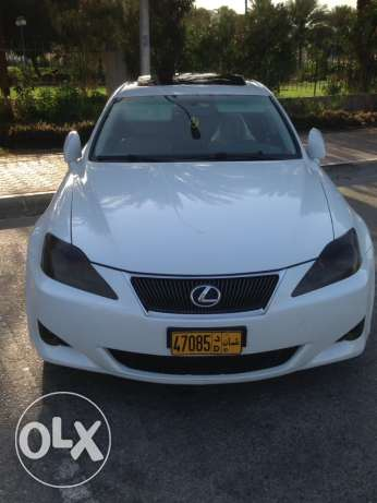 lexus is 350 full option 2007 مسقط -  5