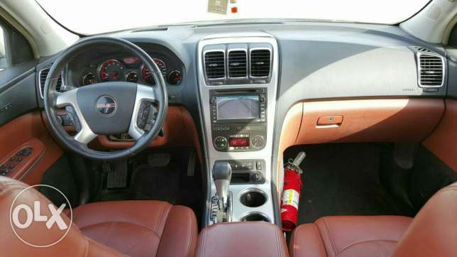 GMC acdia model 2008 km 119 only fool obchanns مسقط -  6