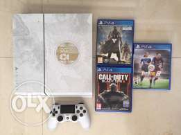 PS4 -Destiny version 130 1 month (used)