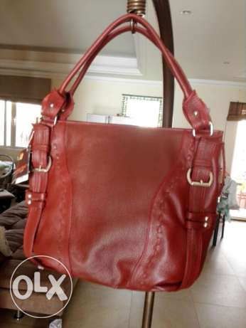 Pure leather items السيب -  1